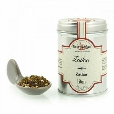 Zahtar Mausteseos (Libanon) | Zahtar Spice Blend | TERRE EXOTIQUE | 70g