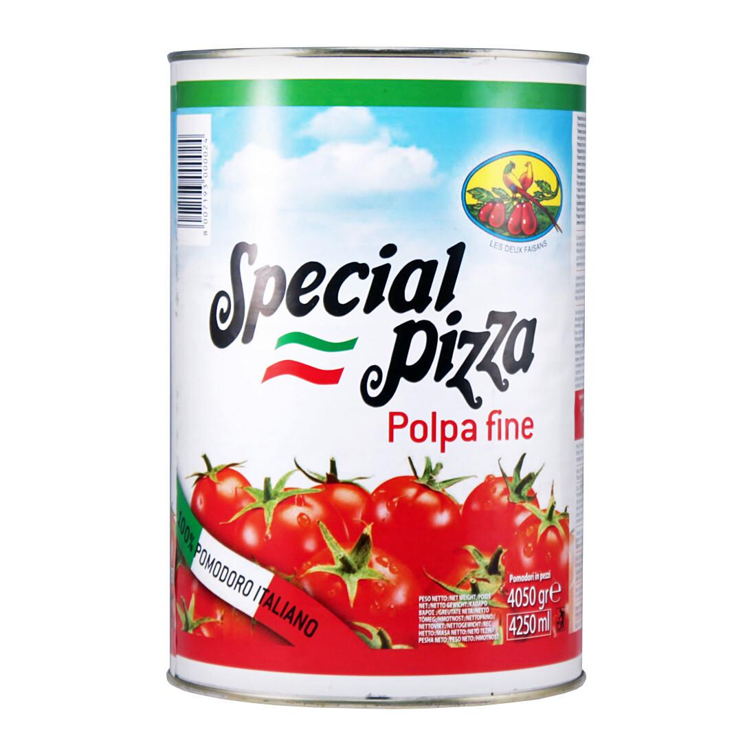 Tomaattimurska (polpa fine) | Crushed Tomato | STERILTOM | 4,05KG