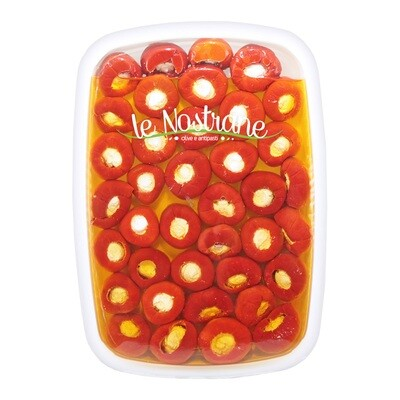 Vuohenjuustolla Täytetty Pippuri   Caprino Filled Pepper   LE NOSTRANE   1 KG