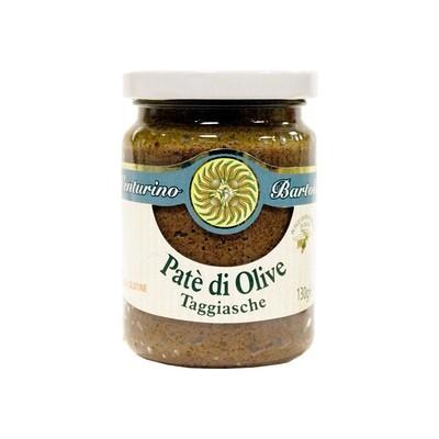 Taggiasca Oliivitahna   Taggiasca Olives Pate   VENTURINO   130g