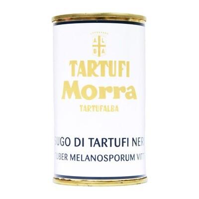 Talvitryffelimehu, Mustasta Tryffelistä (Tuber Melanosporum Vitt.) Extra | Black Winter Truffle Extra Juice | TARTUFI MORRA | 200 G