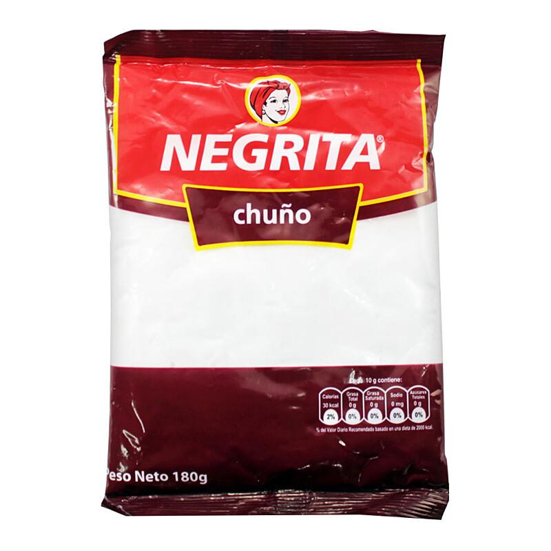 Perunajauho Chuño | Potato Flour Chuño | NEGRITA | 180g