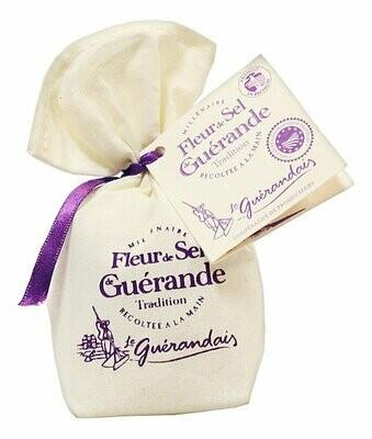 Merisuola Fleur De Sel De Guerande   Sea Salt   SEL DE GUERANDE   125 G