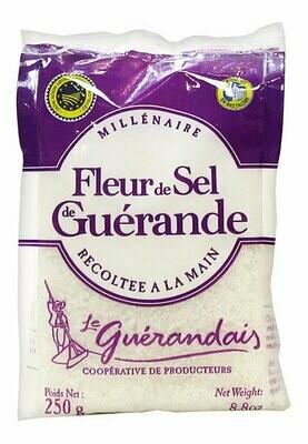 Merisuola Fleur De Sel De Guerande   Sea Salt   SEL DE GUERANDE   250 G