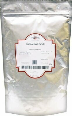 Indian Mapuche Mausteseos (Chile) | Mapuche'S Spice Blend | TERRE EXOTIQUE | 500 G