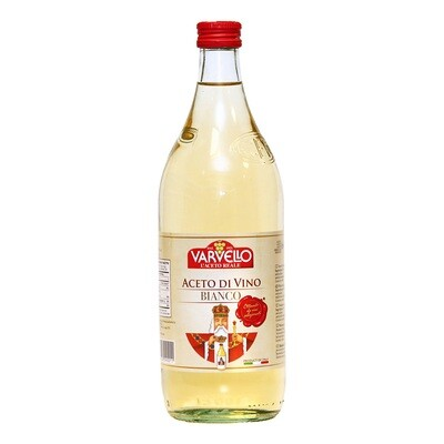 Piemonten Valkoviinietikka | Piedmont White Wine Vinegar | VARVELLO | 1 L