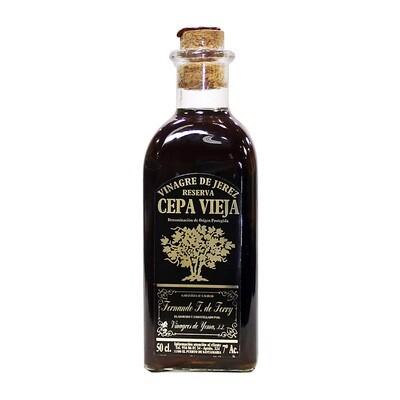 Sherrystä valmistettu etikka Cepa Vieja D.O.P. Reserva | Sherry Vinegar Cepa Vieja | VINAGRES DE YEMA S.L. | 500 ML