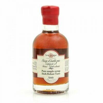 Puhdas Vaahterasiirappi A-Luokka(Kanada) | Pure Maple Syrup | TERRE EXOTIQUE | 200 ML