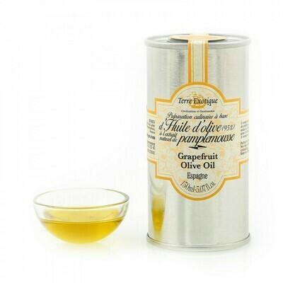 Greippioliiviöljy | Grapefruit Flavored Olive Oil | TERRE EXOTIQUE | 150 ML