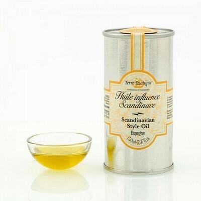 Skandityyppinen Oliiviöljy | Scandinavian Influence Olive Oil | TERRE EXOTIQUE | 150 ML