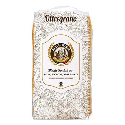 Erikoisseos Pinsalle Oltregrano: La Pinsa | Flour Mix For Pinsa | MOLINO DALLAGIOVANNA | 5 KG