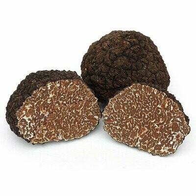 Burgundin Tryffeli (Tuber Uncinatum Chatin) | Fresh Autumn Black Truffle | 1 PCS (~15G)