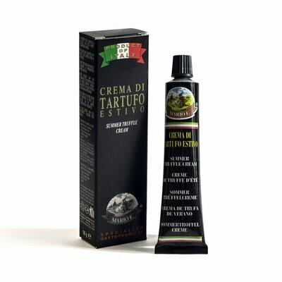 Kesätryffelitahna, Mustista Tryffeleistä | Black Summer Truffle Cream | MARIO F. | 50 G
