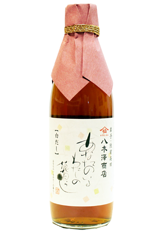Tiivisteneste Yagisawa Dashi Liemi | Concentrated Liquid Yagisawa Dashi Broth | UMAMI | 360 ML