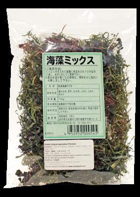 Premium Japanilainen Merileväsalaatti | Japanese Seaweed Salad | UMAMI | 100 G
