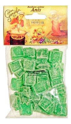 Aniksella Maustetut Karkit | Anis Flavoured Candies | LUCIEN GEORGELIN | 150 G