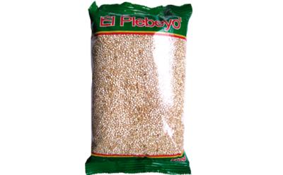 Valkoinen Kuinoa | White Quinoa | EL PLEBEYO | 500 G