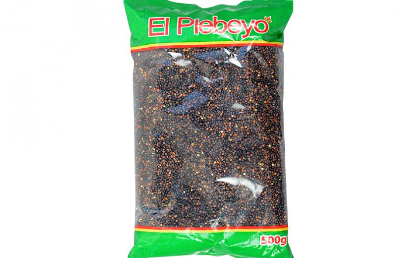Musta Kvinoa | Black Quinoa | EL PLEBEYO | 500 G