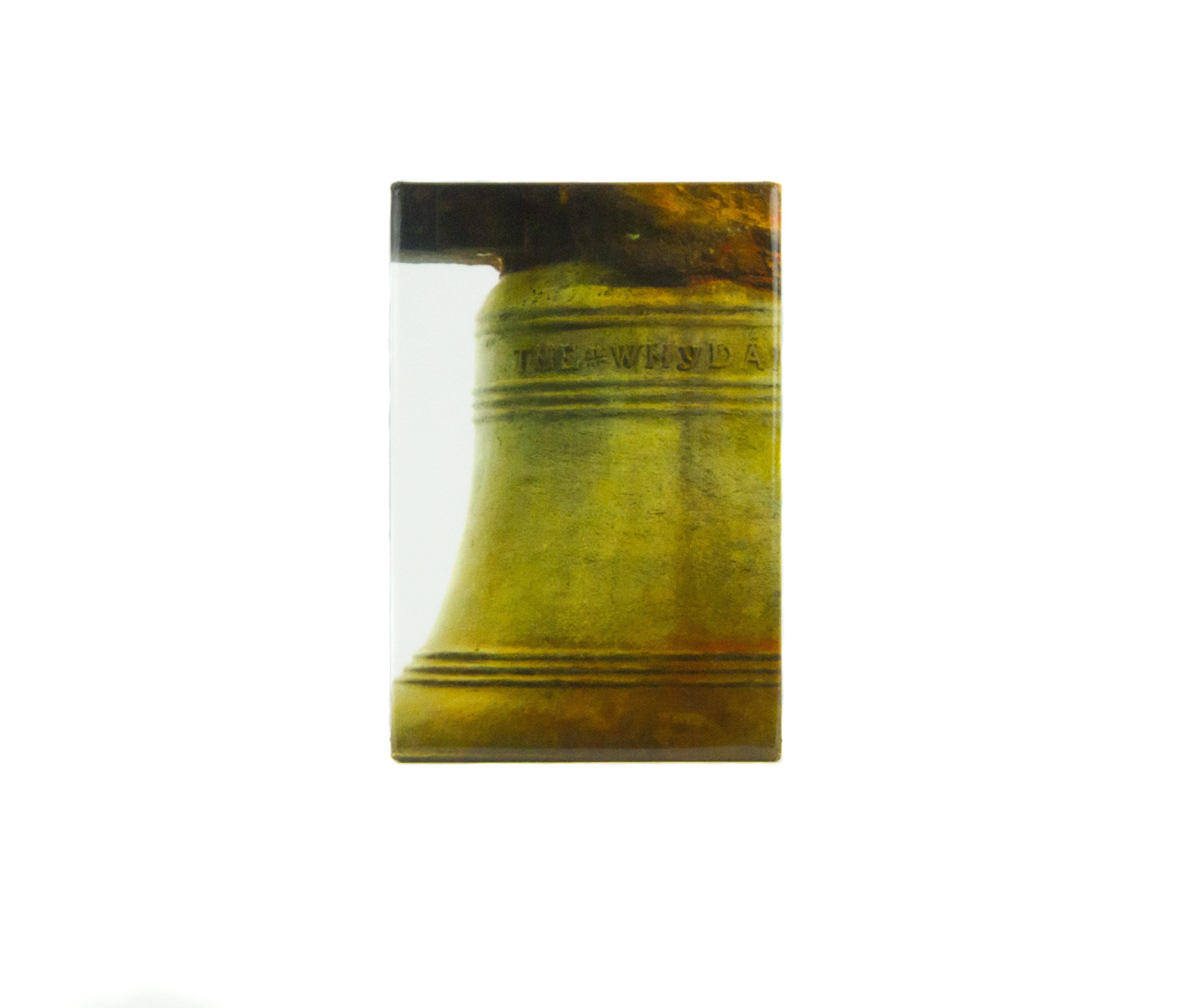 Whydah Bell Magnet