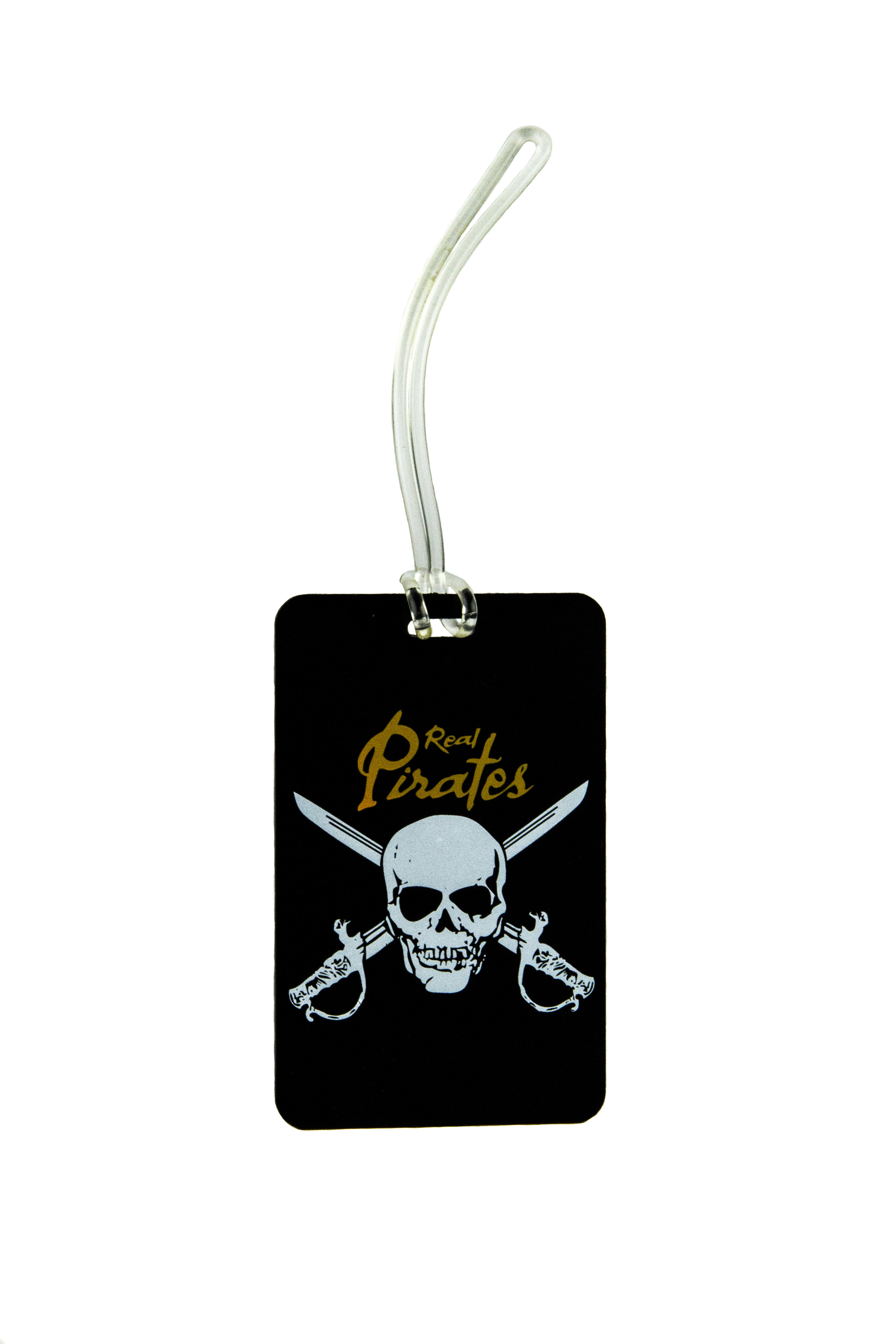 Real Pirates Luggage Tag H0PXC9K0WB2C4