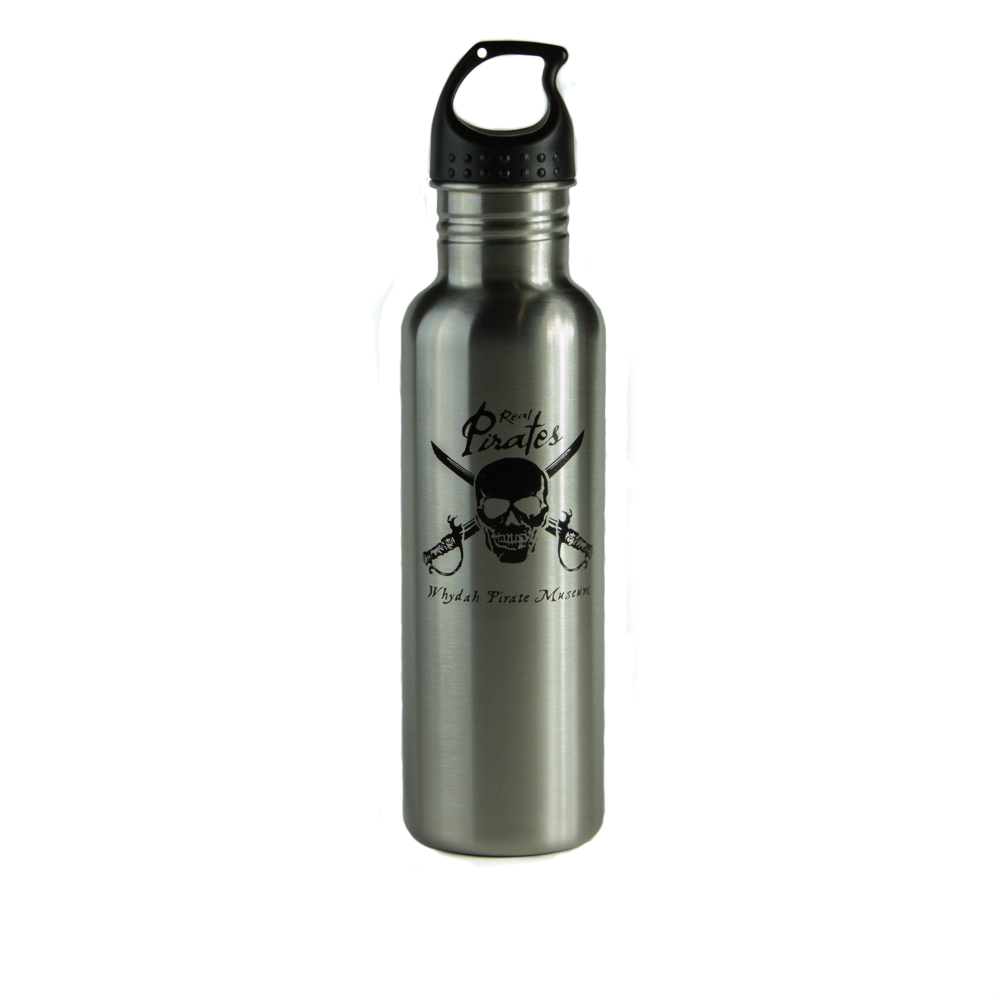 Real Pirates Stainless Steel Water Bottle 00000