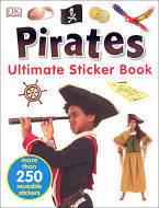 The Ultimate Pirate Sticker Book AK4MMHRSSE6RA