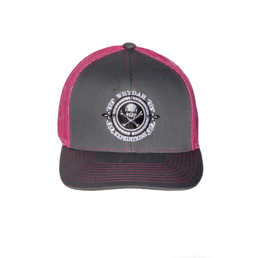 Expedition Whydah Mesh Hat Pink FNADD8HCST37G