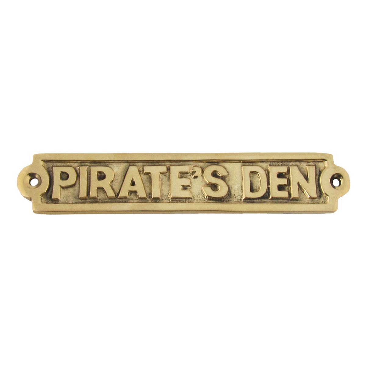 Pirates Den Plaque 28RSRTKW5HMEA