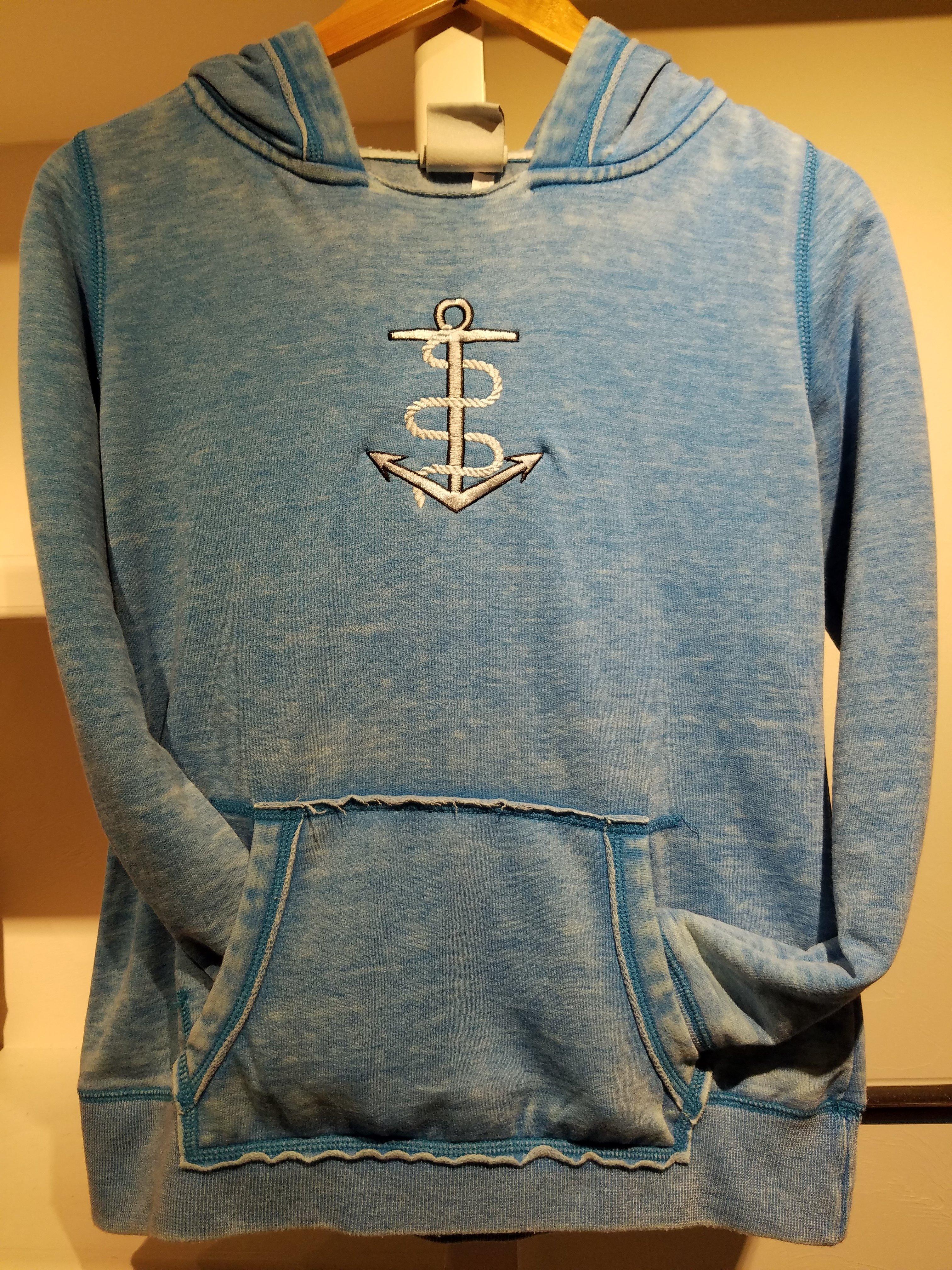 Women's Anchor Sweatshirt BC9EMGRVVQRHM