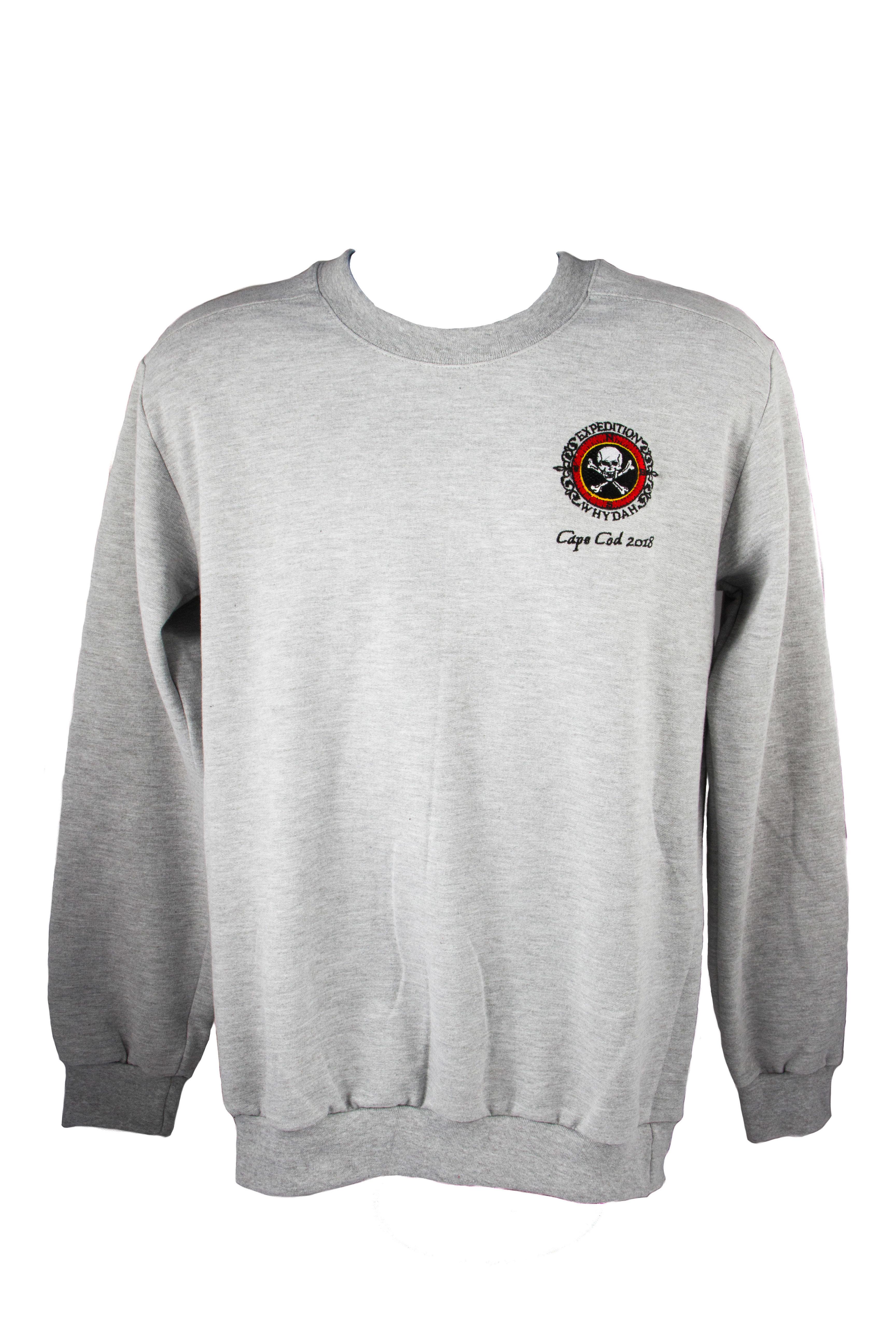 Crew Neck Sweatshirt 00002