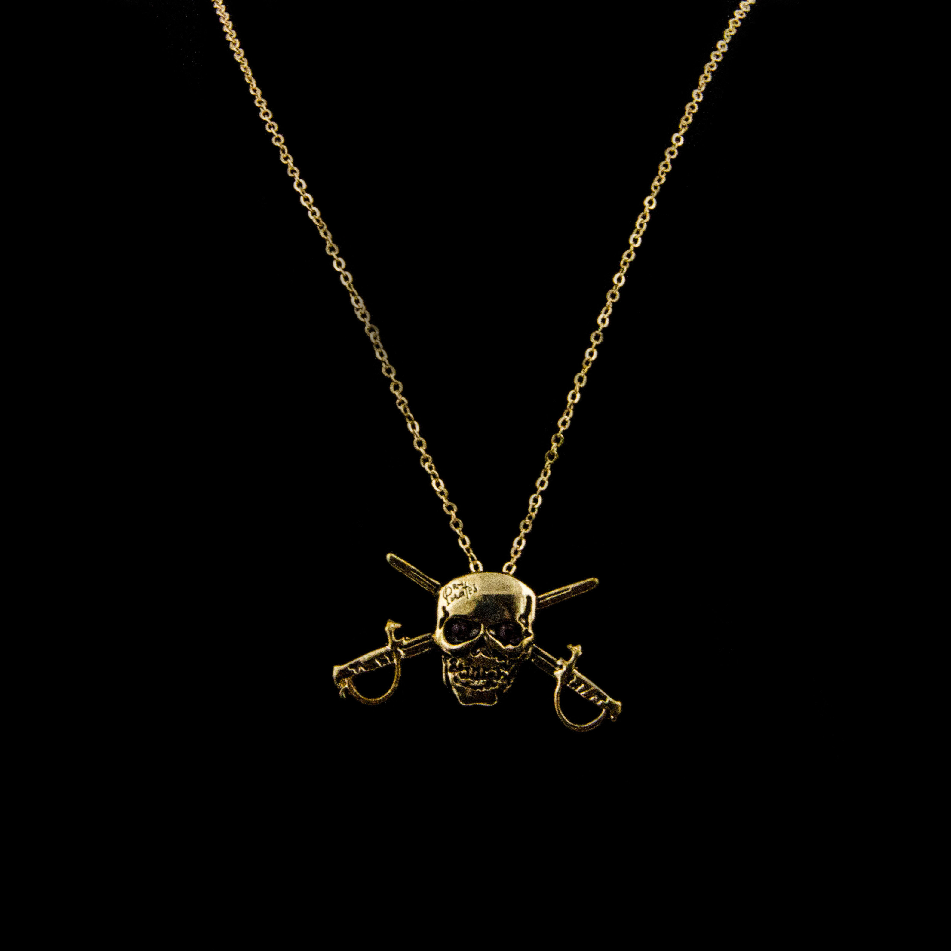 Jolly Roger Necklace 00007