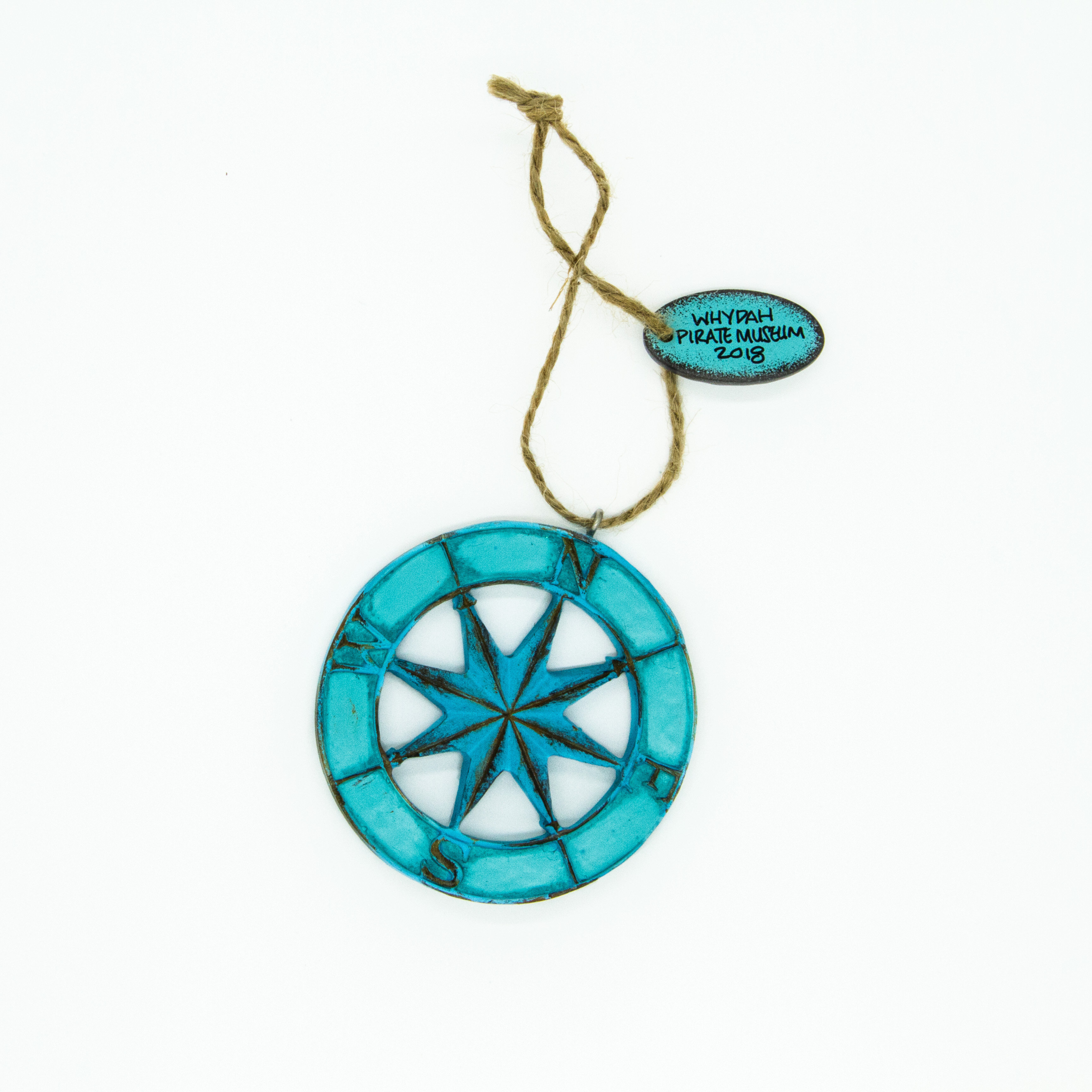 Compass Rose Ornament 00011