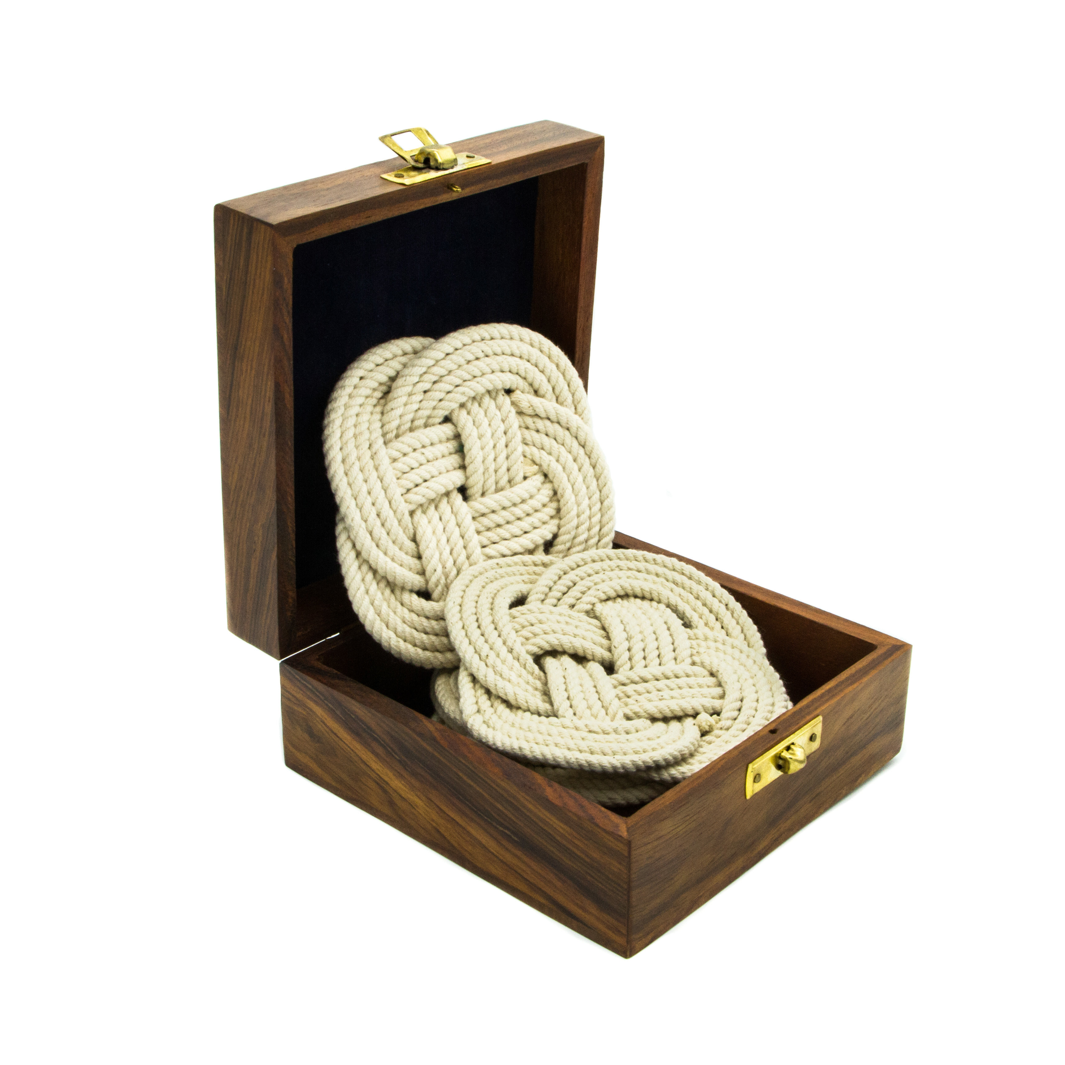 Anchor Box with 4 coasters