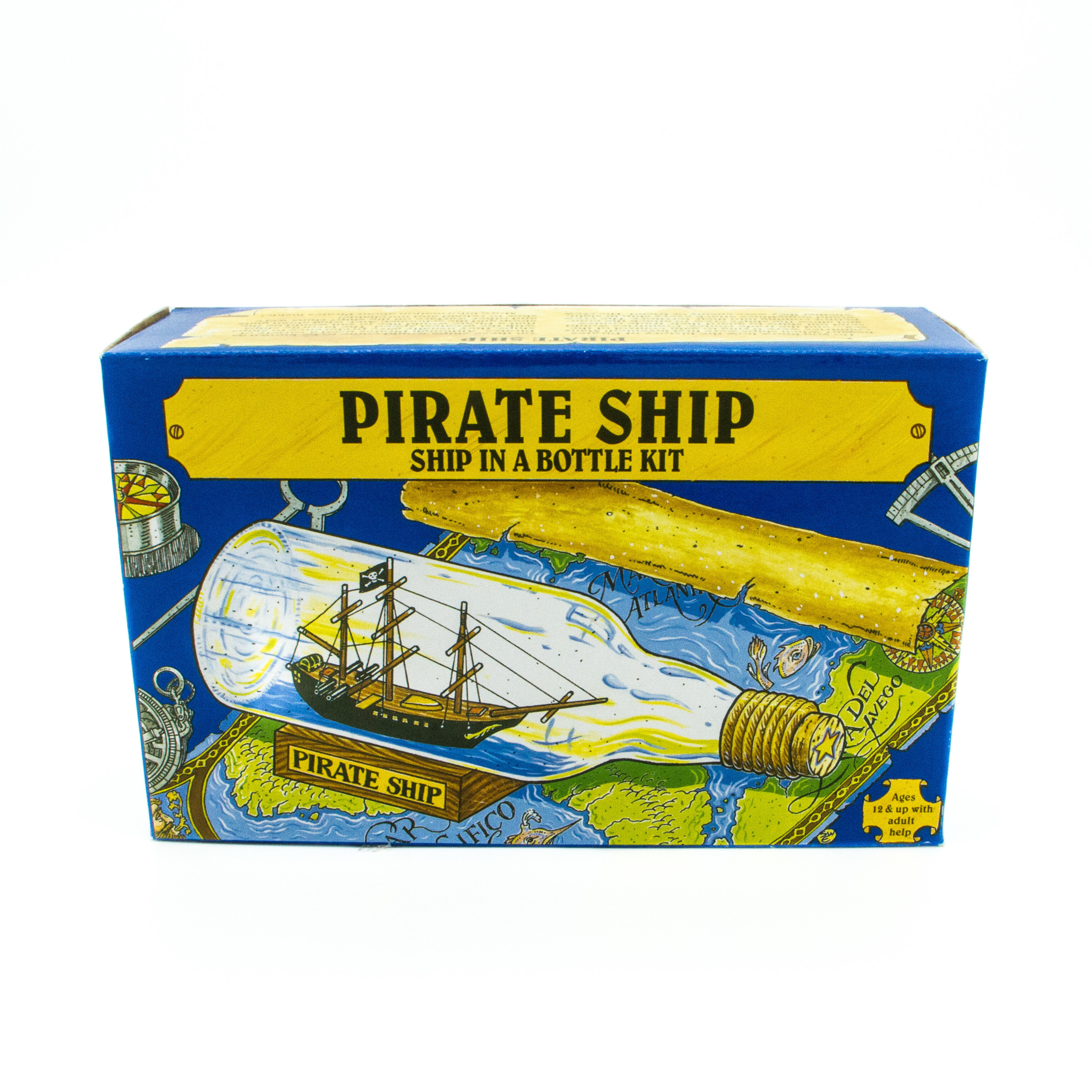 Ship In A Bottle Kit M642ZSKB4579G