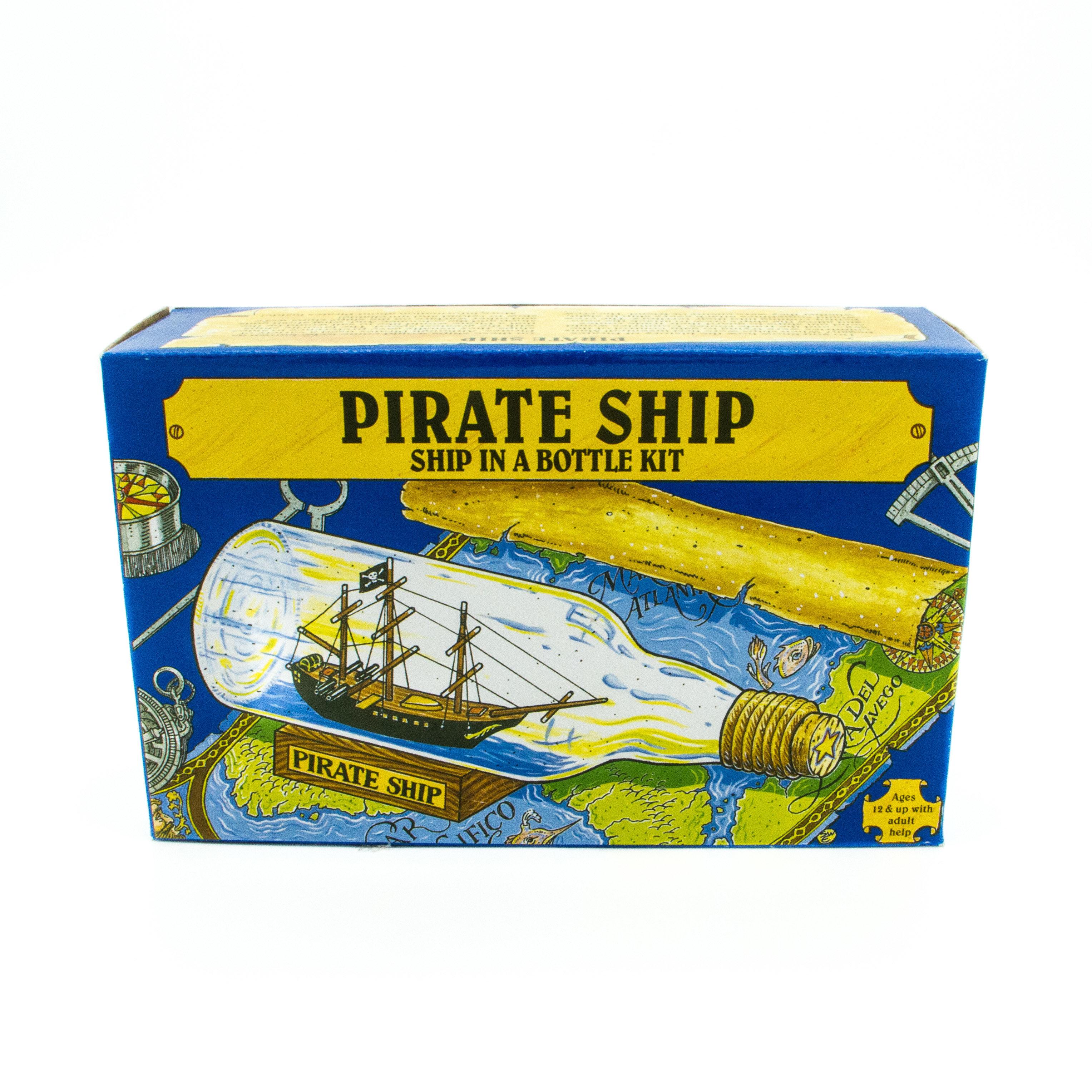 Ship In A Bottle Kit