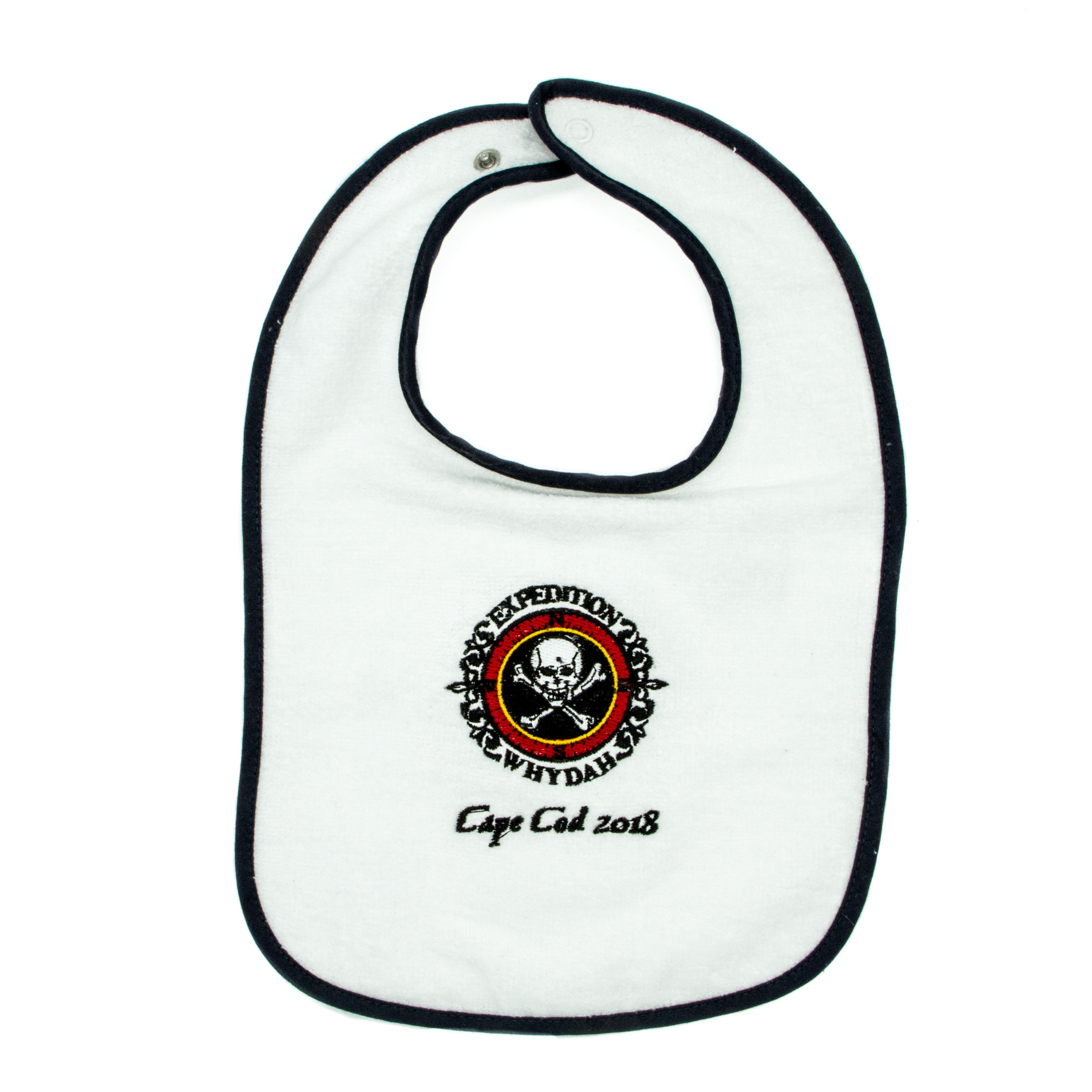Expedition Whydah Baby Bib 00017