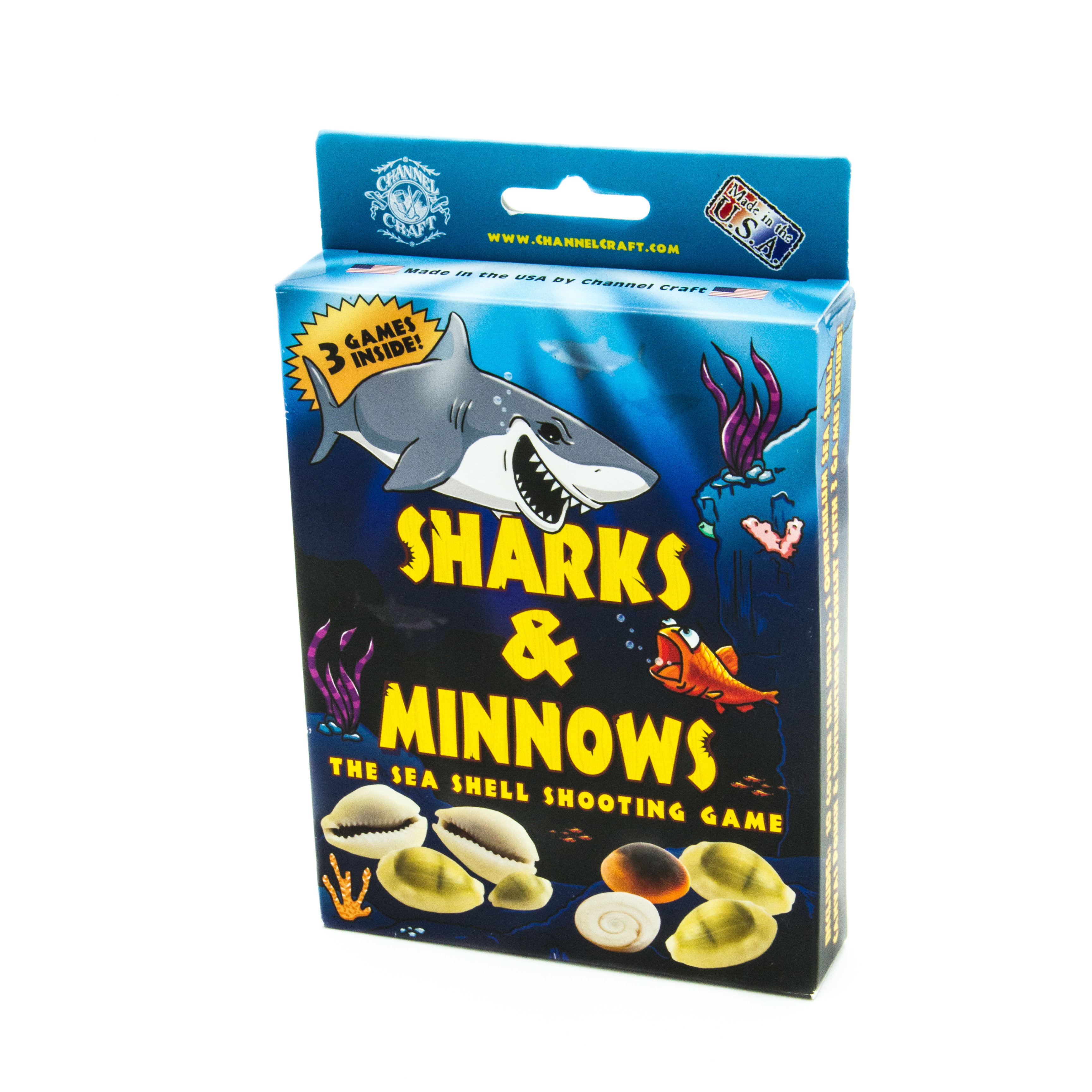 Sharks and Minnows Game 00018