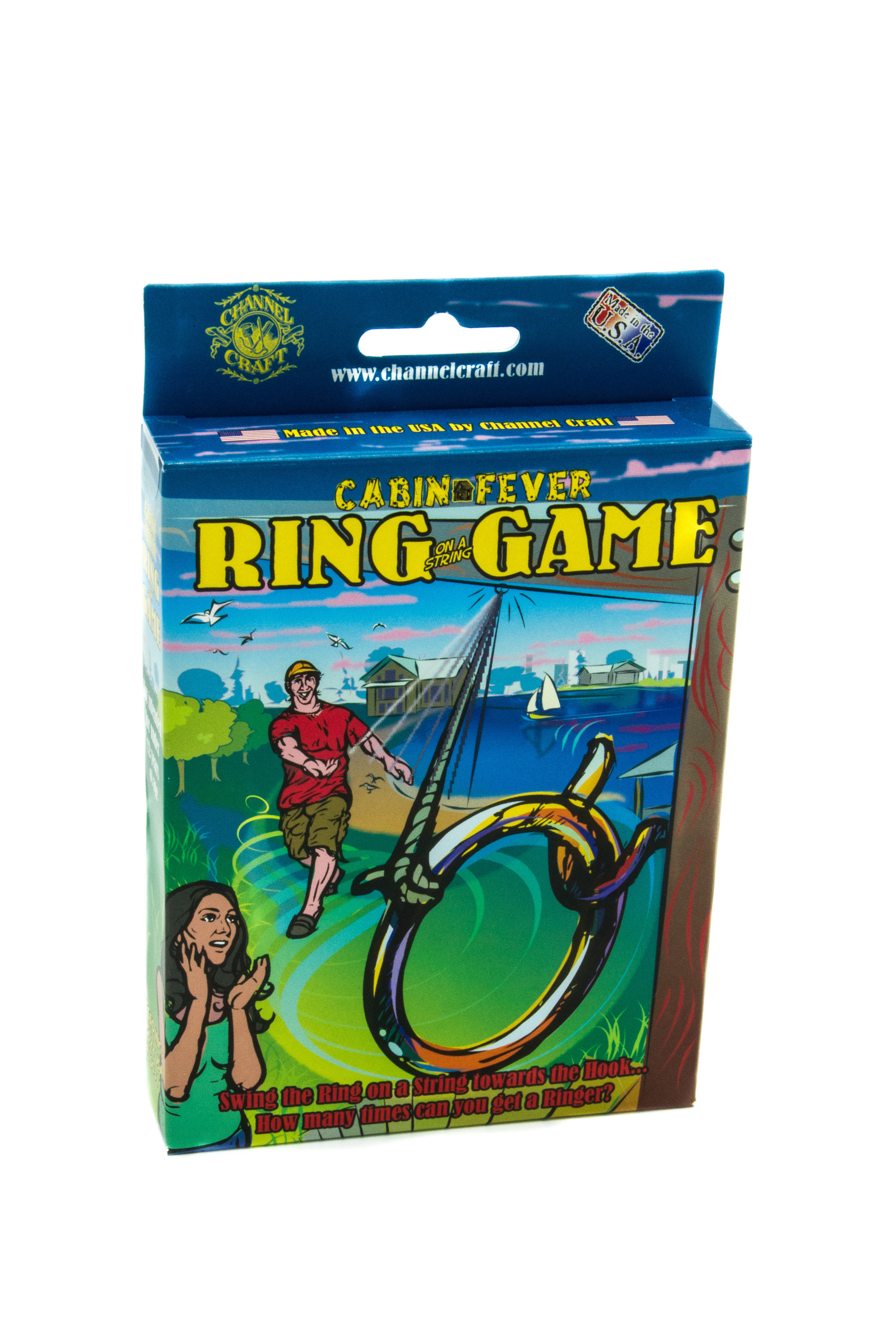 Cabin Fever Ring Game 00019
