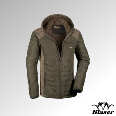 Blaser Fleece Jacket Sportiv Mud Shooting Hunting