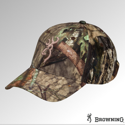 308000481 Browning Cap Cotton Blue
