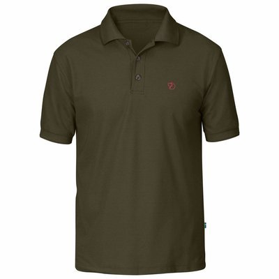 F90830-630 Fjallraven Lappland Flannel Shirt Olive Various Sizes