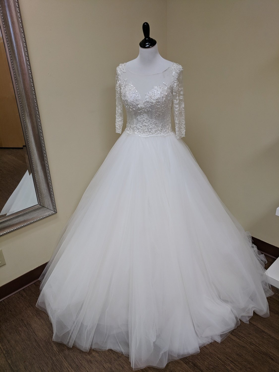 Gorgeous Vintage Inspired Wedding Dress Size 0 2 Off The Rack Only