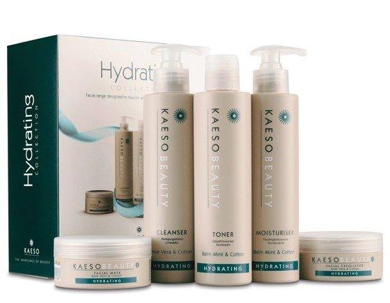 Kaeso Hydrating Facial Kit 00000