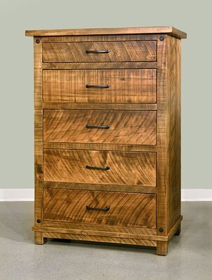 Adirondack Chest by Ruff Sawn