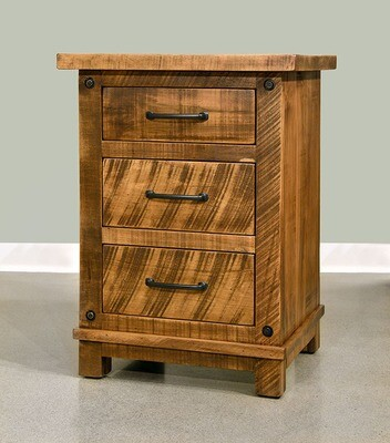 Adirondack Night Stand by Ruff Sawn