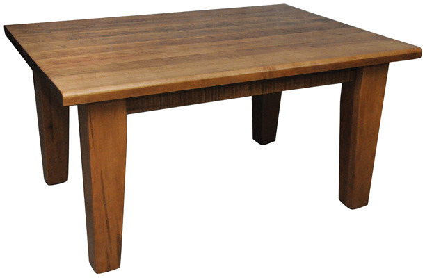 Rustic Harvest Dining Table by Ruff Sawn