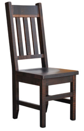 Muskoka Side Chair by Ruff Sawn scmk