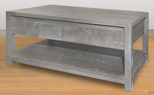 Meta Sequoia Coffee Table by Ruff Sawn msco2348