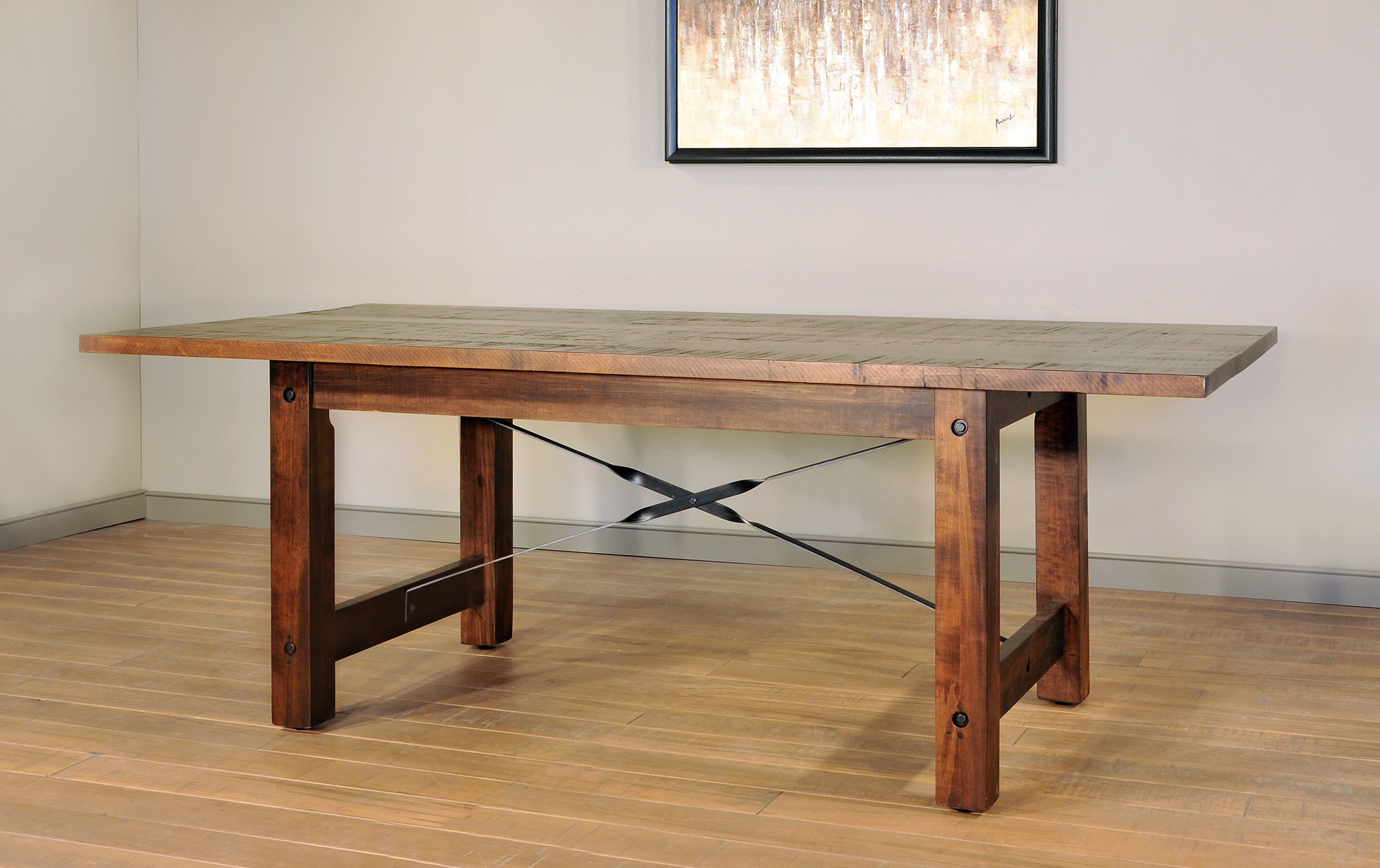 Beam table by Ruff Sawn BEA3648ST