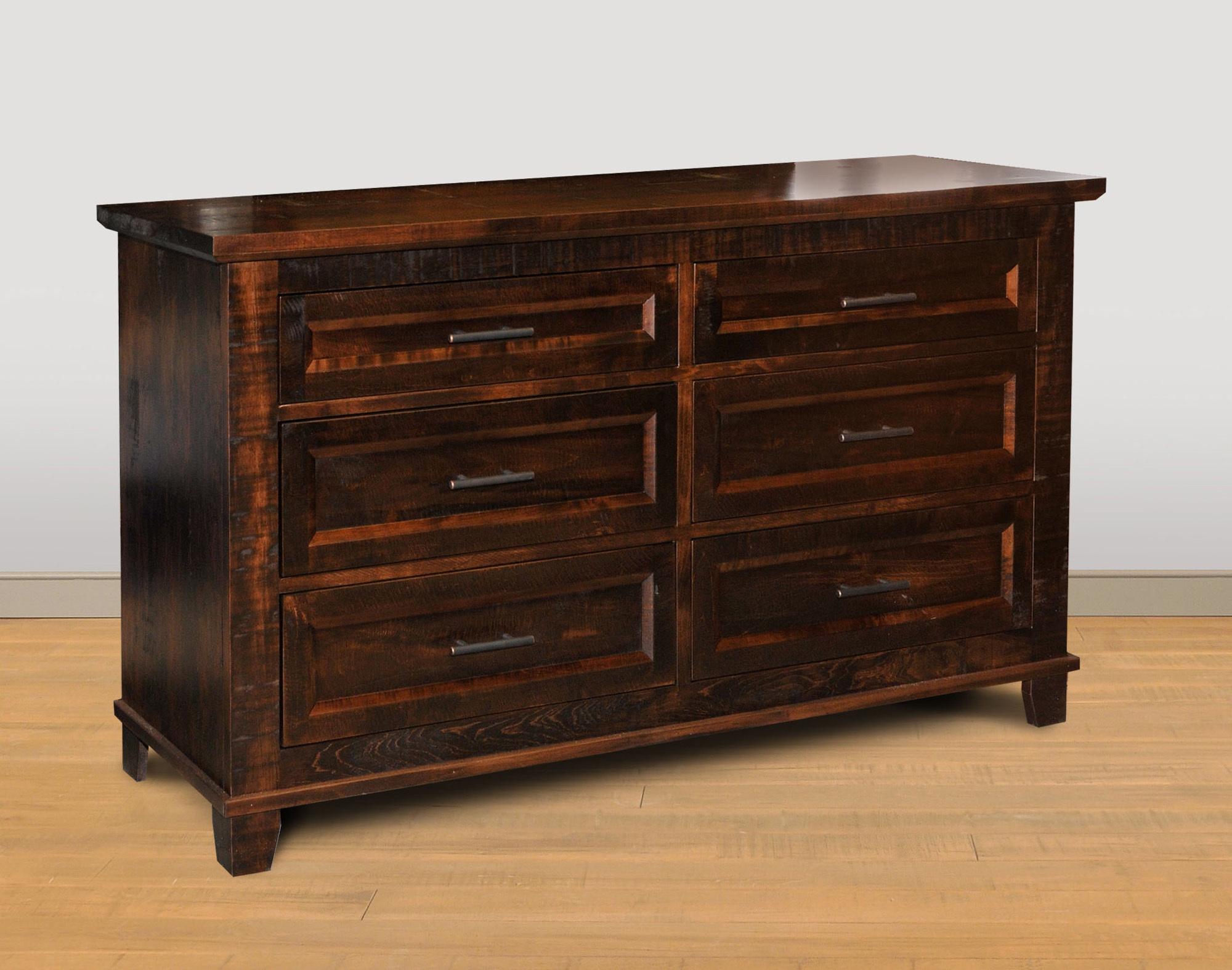Algonquin Dresser by Ruff Sawn a18-w